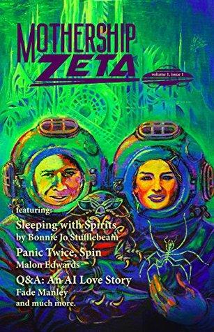 Mothership Zeta by Mur Lafferty