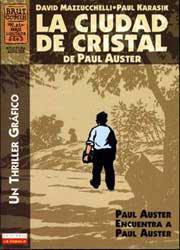 Paul Auster encuentra a Paul Auster (La Ciudad de Cristal, #2)