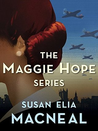 The Maggie Hope Series 4-Book Bundle: Mr. Churchill's Secretary, Princess Elizabeth's Spy, His Majesty's Hope, The Prime Minister's Secret Agent