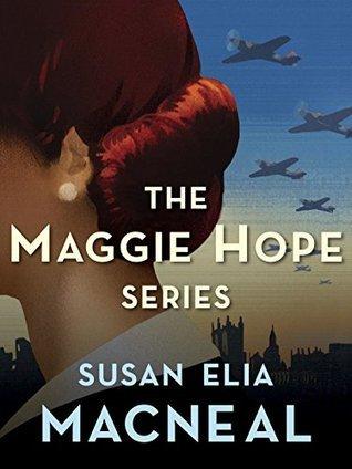 The Maggie Hope Series 4-Book Bundle: Mr. Churchill's Secretary, Princess Elizabeth's Spy, His Majesty's Hope, The Prime Minister's Secret Agent