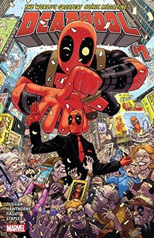 Deadpool #1 by Gerry Duggan