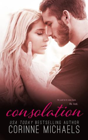 Consolation (Salvation, #3)