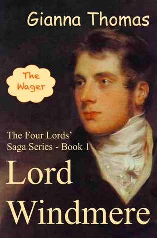 Lord Windmere (The Four Lords' Saga #1)