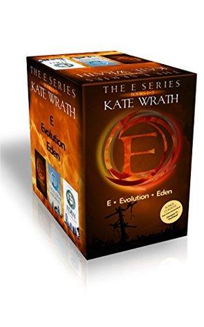 The E Series Books 1-3 Boxed Set: E / Evolution / Eden
