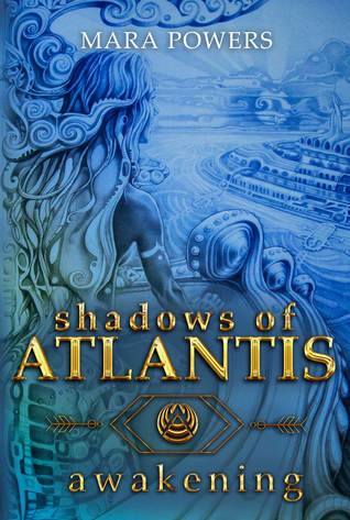 Shadows of Atlantis by Mara Powers