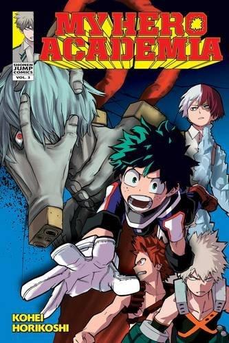 My Hero Academia, Vol. 3 (My Hero Academia, #3)