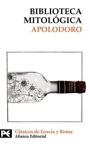 Biblioteca Mitológica by Apolodoro