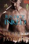 Justice Inked (Cowboy Justice Association, #7)