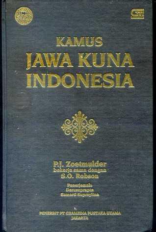 Kamus Jawa Kuna Indonesia
