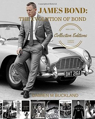 James Bond: The Evolution of Bond: 1000 Copy Limited Edition