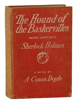 The Hound of the Baskervilles. Original and Rare First Edition. Illustration enhancements