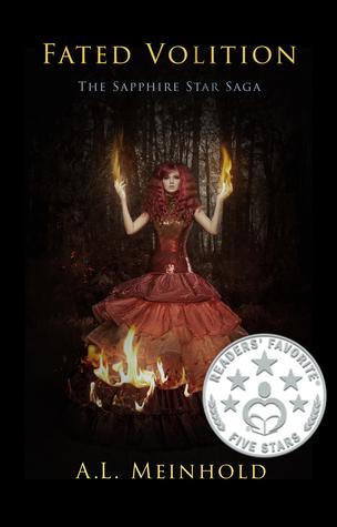 Fated Volition: The Sapphire Star Saga (Book 1)