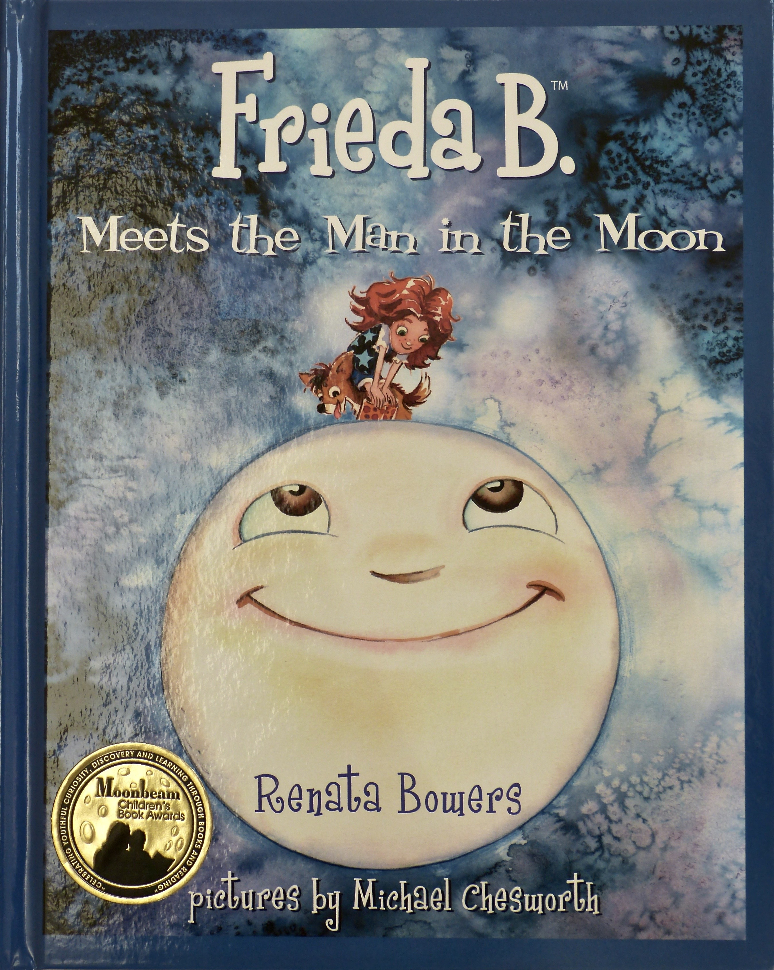 Frieda B. Meets the Man in the Moon (Book 2)