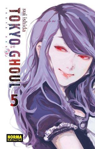 Tokyo Ghoul, Volumen 5 by Sui Ishida