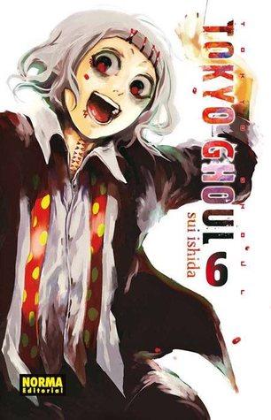 Tokyo Ghoul, Volumen 6 by Sui Ishida