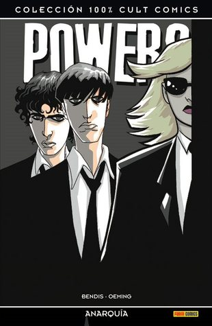 Livres à télécharger en mp3 Powers, Vol. 5: Anarquía PDF FB2 iBook by Brian Michael Bendis