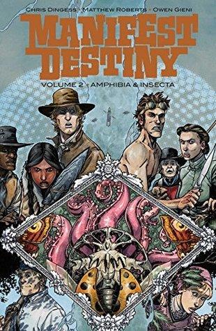 Manifest Destiny Vol. 2(Manifest Destiny 2)