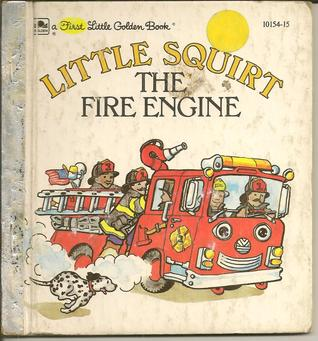 Little Squirt the Fire Engine
