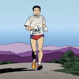 The Running Novelist