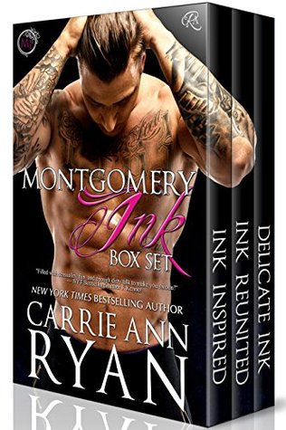 Montgomery Ink Box Set (Books 0.5, 0.6, and 1) by Carrie Ann Ryan