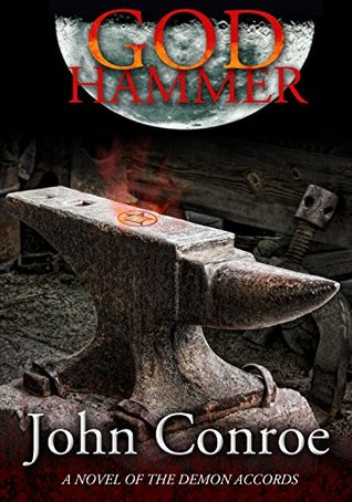 God Hammer (Demon Accords, #9)