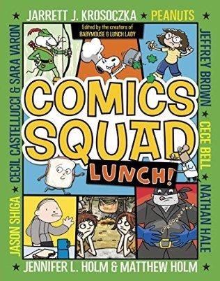 Image result for comics squad J and m holm book
