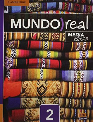 Mundo Real Media Edition Level 2 Value Pack (Student's Book plus ELEteca Access, Online Workbook Activation Card) 1-Year