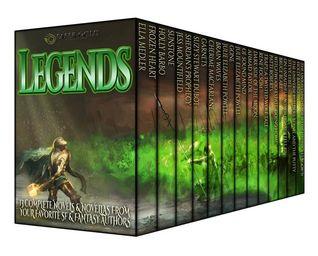 Legends (SF/Fantasy Box Set Vol.1)