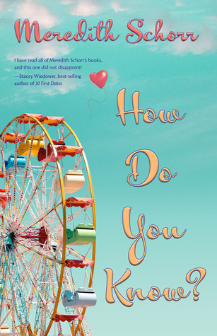 How Do You Know?(Seeking Happily Ever After, #1)