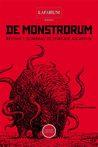 Lafarium presenta: De Monstrorum, bestias y sombras de Enrique Alcatena