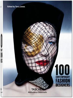 100 Contemporary Fashion Designers por Terry  Jones