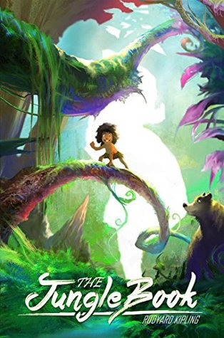 The jungle book : [Illustrated] [More Than 37 Pictures Included] [Free Audio Links]
