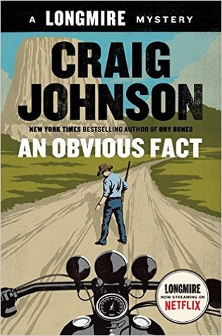 Book Review: An Obvious Fact by Craig Johnson