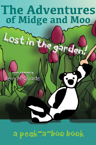 Lost in the garden by Kerry McQuaide
