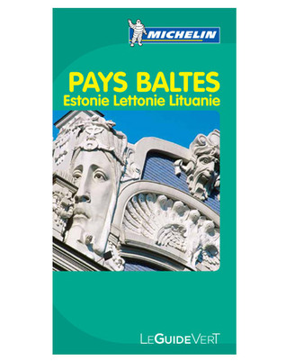 Pays Baltes - Guide vert
