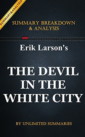 Devil In The White City Book