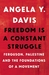 Freedom Is a Constant Struggle by Angela Y. Davis