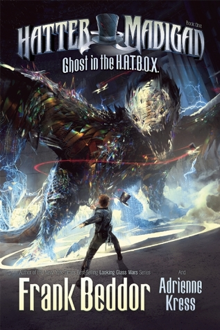 Ghost in the H.A.T.B.O.X. (Hatter Madigan, #1)