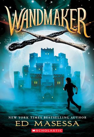 Wandmaker (Wandmaker #1)