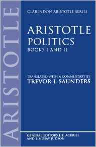 Politics: Books I and II