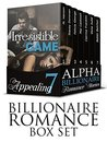 BILLIONAIRE ROMANCE BOX SET: Irresistible Game (7 Appealing Alpha Billionaire Romance Stories) (Billionaire Romance, Untamed Billionaire Standalone, Alpha Male Dominance)