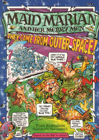 They Came From Outer Space! (Maid Marian and Her Merry Men, #8)