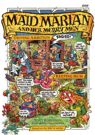 Driving Ambition/Keeping Mum (Maid Marian and Her Merry Men, #7)