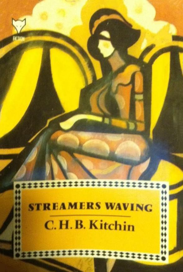 Streamers Waving