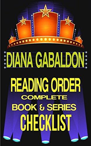 Diana Gabaldon Reading Order: Complete Book & Series Checklist