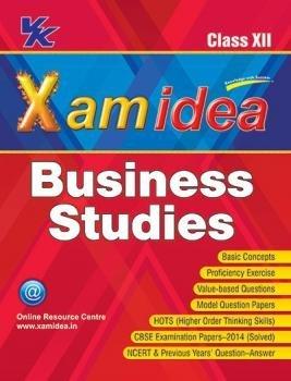 Xam Idea Business Studies Class 12 Pdf