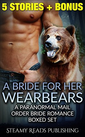 Romance: A Bride For Her Alpha Werebears, Paranormal Romance Bundle