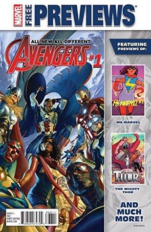 All-New, All-Different Marvel November Previews (Marvel Previews Vol. 1)