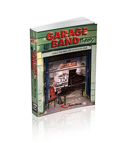 Garage Band Theory: music theory-learn to read & play by ear, tab & notation for guitar, mandolin, banjo, ukulele, piano, beginner & advanced lessons, ... chords & scales for jazz and blues