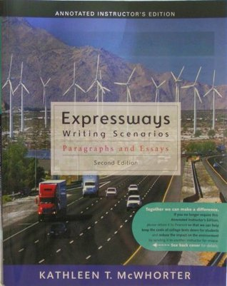 Expressways Writing Scenarios: Paragraphs and Essays (Second Edition) (Annotated Instructor's Editio